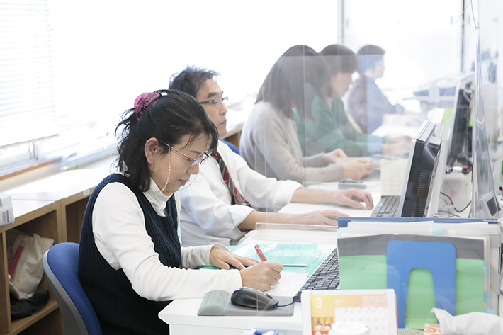 名古屋市南部認定調査センター イメージ